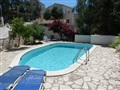 Studio In Lakka With Wonderful Sea View Pool Access And Furnished Terrace 2 Km From The Beach