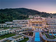 Hotel Miraggio Thermal Spa Resort, Kanistro Beach Kassandra