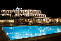 Hotel Yannaki, Mykonos All Locations