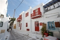 Hotel Demetra Pension, Mykonos All Locations