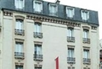 Hotel Lecourbe, Paris