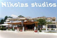 Hotel Studio Nikolas, Golden Beach