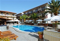 Hotel Simeon Family Apartments, Sithonia Metamorfosis