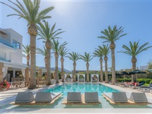 Drossia Palms Hotel And Nisos Beach Suites, Malia Creta