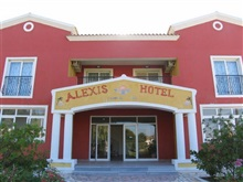 Alexis Pool Apartments, Sidari