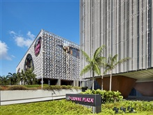 Hotel Crowne Plaza Changi Airport, Singapore