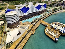 Hotel Orange County Resort Ex. Vikingen Quality Resort , Alanya