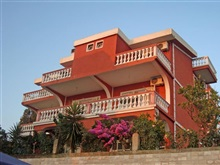 Alvanita Apartments, Ulcinj