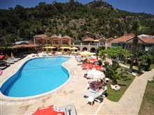 Hotel The Tower, Oludeniz
