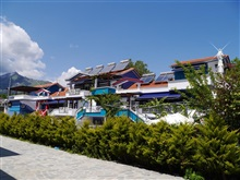 Blue Sea Beach Resort, Skala Potamia