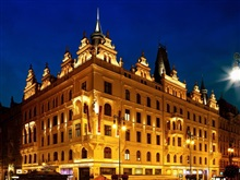 Hotel Kings Court, Praga