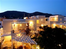 Emillia Luxury Apartments, Syros