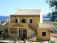 Corfu Secret Boutique Hotel, Ipsos