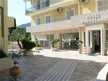 Hotel Happyland Apartments, Nydri