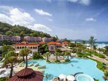 Centara Grand Beach Resort, Phuket All Locations