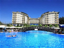 Hotel Mukarnas Spa Resort, Alanya