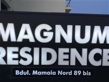 Magnum Residence, Mamaia