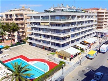 Hotel Zahara Apartments, Salou