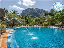 Hotel Golden Beach Resort, Orasul Krabi
