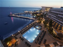 Adin Beach Hotel All Inclusive, Avsallar