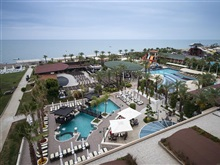 Hotel Crystal Family Resort And Spa, Belek