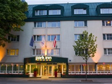 Hotel Park Inn By Radisson Uno City, Viena