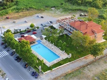 Hotel Giannoulis, Olympic Beach