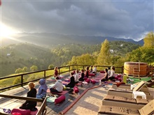 Akasha Yoga Wellness Retreat Adults Only, Moeciu de Sus