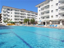 Hotel Europa Apartments, Blanes