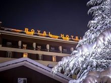 Grand Hotel Royal E Golf, Courmayeur