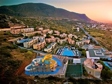 Smartline The Village Hotel Water Park Fostul Hotel Mareblue Village Resort Aquapark , Creta