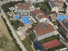 Monachus Hotel Spa, Manavgat Side