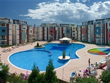 Hotel Sun City 1 Apartments, Sunny Beach