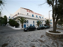 Hotel Sergis, Naxos Island All Locations
