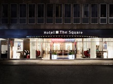 Hotel The Square, Copenhaga