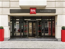 Hotel Ibis Brussels City Centre, Bruxelles