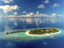 Kudafushi Resort Spa, Raa Atoll