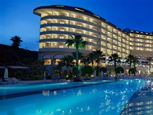 Hotel Saphir Resort Spa, Alanya