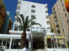 Hotel Flamingo Beach, Larnaca