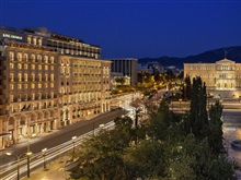 Hotel King George, Athens