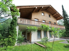 Wooden Holiday Home In Rangersdorf With Terrace, Winklern