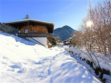 Boutique Chalet In Kirchberg With Private Terrace And Garden, Kirchberg
