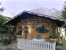 Cozy Chalet In Karrosten With Forest Near, Imst