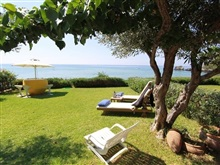 Beachfront 2 Bedroom Luxury House, Glyfada Corfu