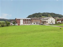 Quaint Apartment In Krumbach With Lawn, Langenegg