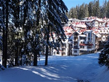 Apart Hotel The Castle, Smolyan