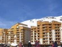 Les Olympiades, Val Thorens