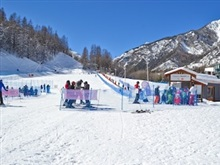 Campo Smith, Bardonecchia