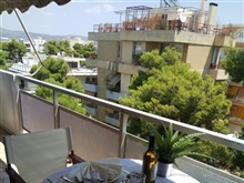 Top Floor Cozy Apartment Near The Beach, Vari Voula Vouliagmeni
