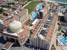 Kirman Belazur Resort Spa, Belek